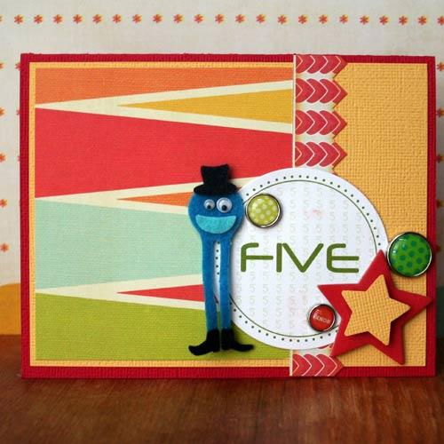 Card-five