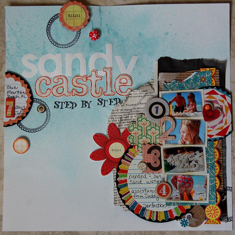 Sandy-castle