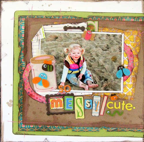Felties_chipboard_messy_cute_by_michelle_clement