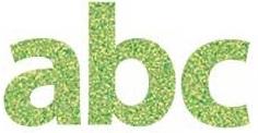 Kelly green glitter