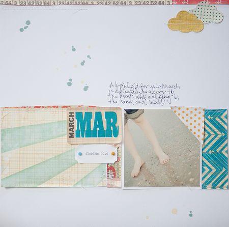 March (sassafras)
