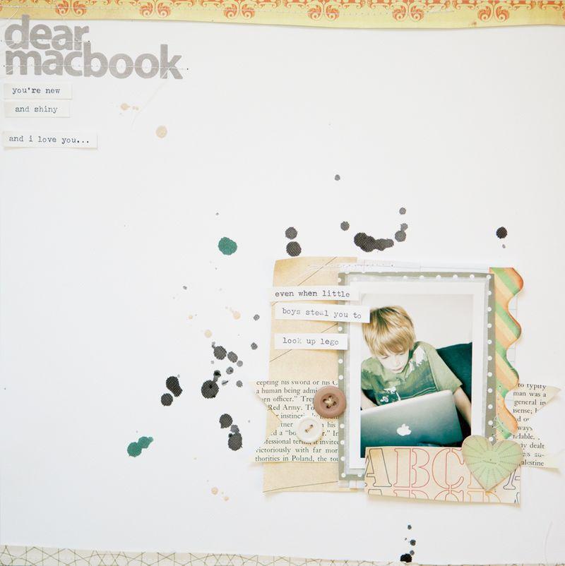 Marcy penner dear macbook