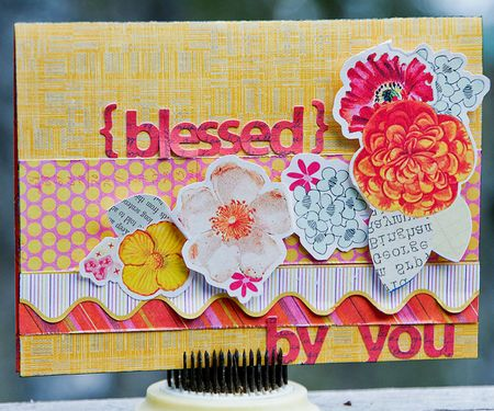 Blessed-card