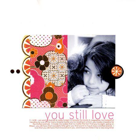 Peg manrique - you still love