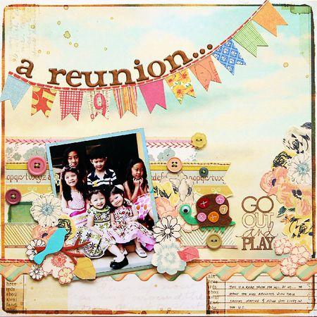 A Reunion mf